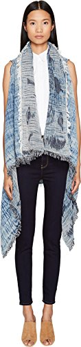 Vivienne Westwood Women's Forest Cape Navy Scarf by Vivienne Westwood
