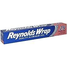 "25 Sq. Ft Reynolds Wrap Aluminum Foil 8.5yd. X 12"""