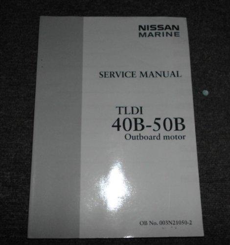 Nissan Outboard TLDI 40B 50B Service Manual