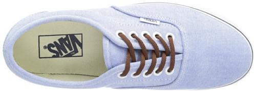 Vans U LPE (OXFORD) BLUE - Zapatillas de lona unisex azul - Blau ((Oxford) blue)