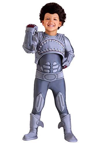 Sharkboy Toddler Costume 2T Gray -