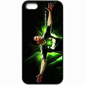 Personalized iPhone 5 5S Cell phone Case/Cover Skin 2013 ricardo kaka Black