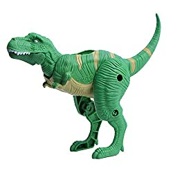 PSFS Creative Transform Simulation Animal Dinosaur Toy Model,Deformed Dinosaur Egg Collection Gift by Psfs