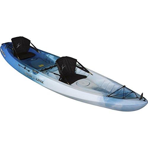 Ocean Kayak Malibu Two XL Tandem Kayak Blue Fade, One Size
