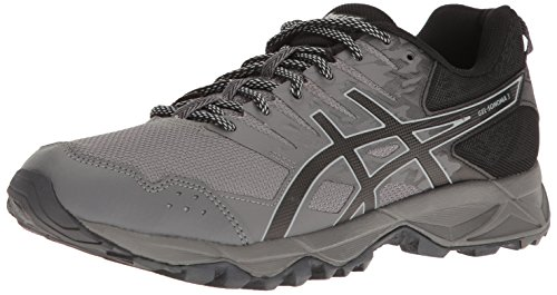 ASICS Men's Gel-Sonoma 3 Running Shoe Carbon/Black/Mid Grey 9.5 M US