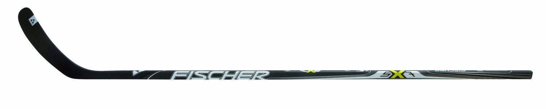 Fischer Hockey Senior sx7 Grip Composite Stick、100 Flex、61-inch、ブラックwith sulfur、左、p4