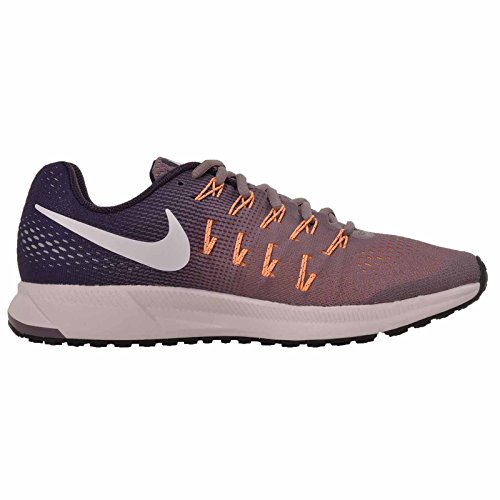 Nike 831356-500, Zapatillas de Trail Running para Mujer Morado (Purple Smoke / White / Purple Dynasty)