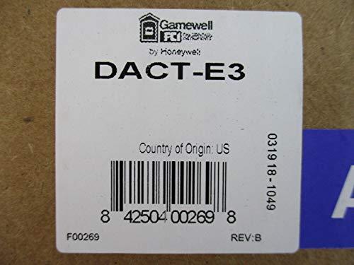 Gamewell FCI DACT-E3 - Digital Alarm Communicator Transmitter Dialer Card