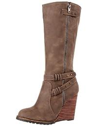 Very Volatile Women's Kearney Wedge Boot