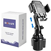 Daluz Adjustable Gooseneck Phone Car Cup Holder