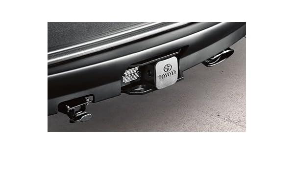 Genuine 2011 - 2013 toyota highlander Hybrid receptor de enganche de remolque: Amazon.es: Coche y moto