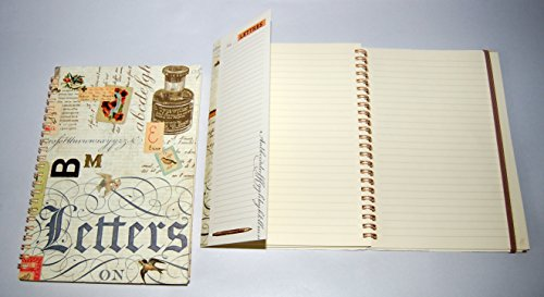 Writing Journal Notebook Made in Italy by Rossi of