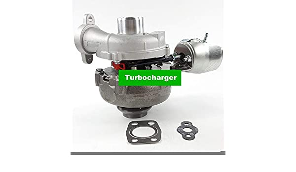 GOWE Turbocompresor para coche accesorios 753420 GT1544 V Turbocompresor para Ford C Max, Focus/1.6 TDCI - 110HP DV6TED4: Amazon.es: Bricolaje y ...