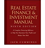 img - for [(The Real Estate Finance and Investment Manual )] [Author: Jack Cummings] [Aug-2008] book / textbook / text book