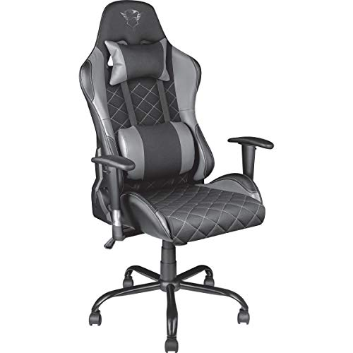 Trust GXT 707G Resto Gaming Chair – Grey