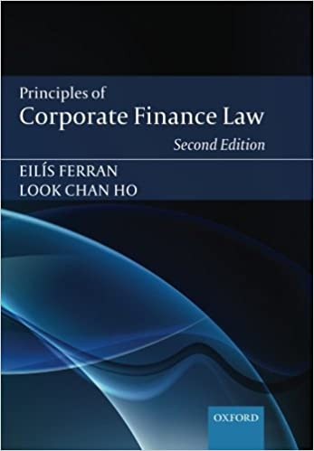 LAW AND CORPORATE FINANCE EPUB