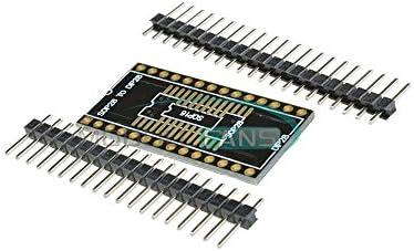 10PCS SOP16 SOP28 To DIP16 DIP28 SSOP28 TO DIP28 Adapter PCB Conveter Board