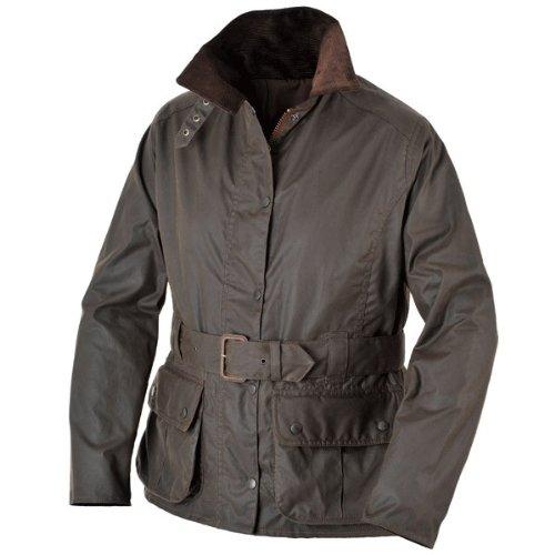 Alan Paine chaqueta de traje de neopreno para mujer Alnwick ...