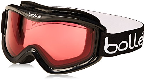 Bolle Mojo Snow Goggles (Shiny Black, - Com Warehouse Sunglass