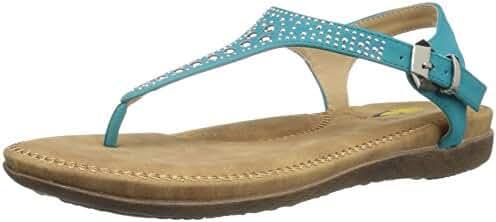 Volatile Women's Pleasant Flat Sandal