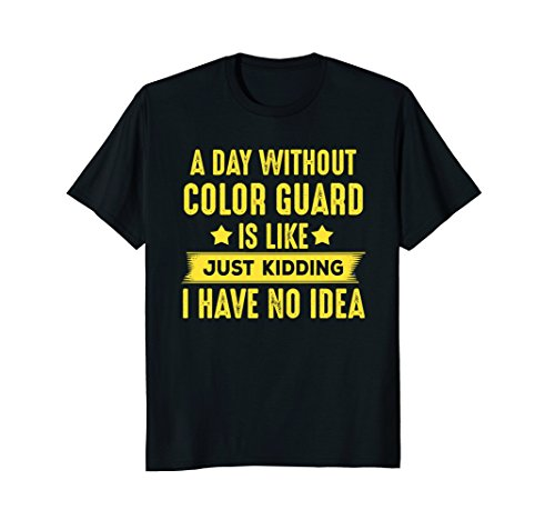 Funny Color Guard T-shirt, Gift For Girls, Coach, Instructor