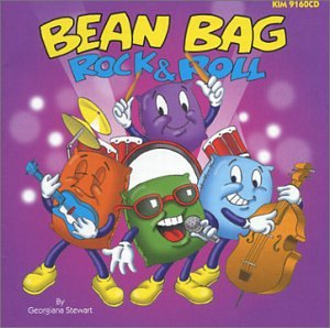 Bean Bag Rock and Roll (Cds Educational Kimbo)