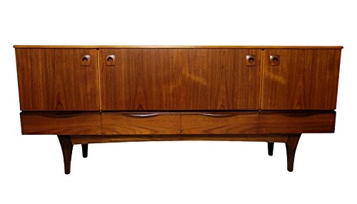 Danish Style, Mid Century Credenza, Media Console or Dresser (Credenza Rosewood)