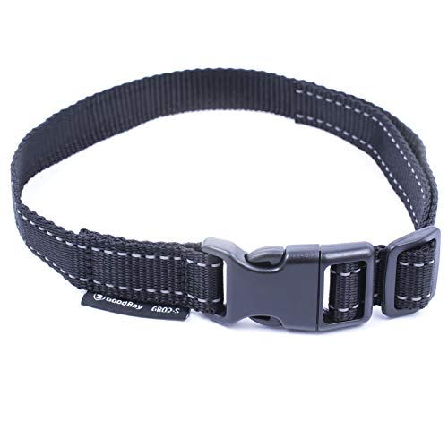 GoodBoy Dog Barking Collar Replacement Strap Nylon Belt for All Vibrating and Static Shock Anti Bark Training Collars
