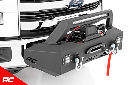- Rough Country EXO Winch Mount System (fits) 2009-2019 F150 (F-150) 10762 Winch Mount System