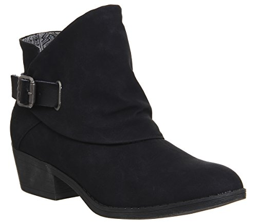 Blowfish Boots Texas Ankle Black Sill R44nU6qY