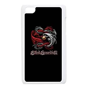 iPod Touch 4 Phone Case White Blind Guardian ZHC2685869