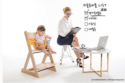 Yunimamang Kangaroobelt Baby Necessites Baby Seat Belt Toddler Safety Harness (Hot Pink Cat) by Yunimamang (Image #8)