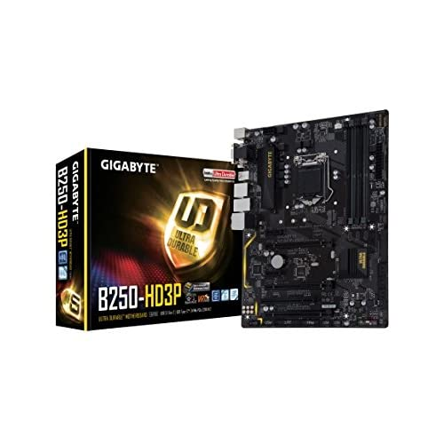Gigabyte Technology Placa Base B250 HD3P