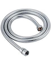 1.5M Copper Core Shower Hose Adjustable Water Flow Steel Encryption Lightweight Handheld Hose BathroomNice design