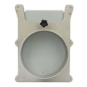 Big Horn 11503 5-Inch Aluminum Blast Gate