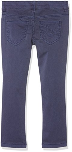 Blue Benetton Jeans 95e Colors Dark United Trousers of Niñas para Azul zwBExq1