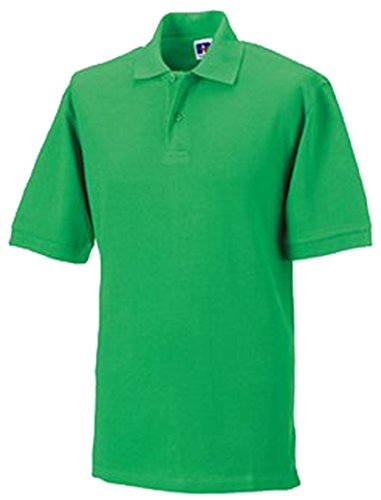 Jerzees Pique Polo Shirt XXL Apple Green