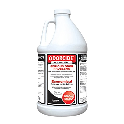 Image of Odorcide Original Concentrate Pet Odor and Stain Removers, 64 ounce