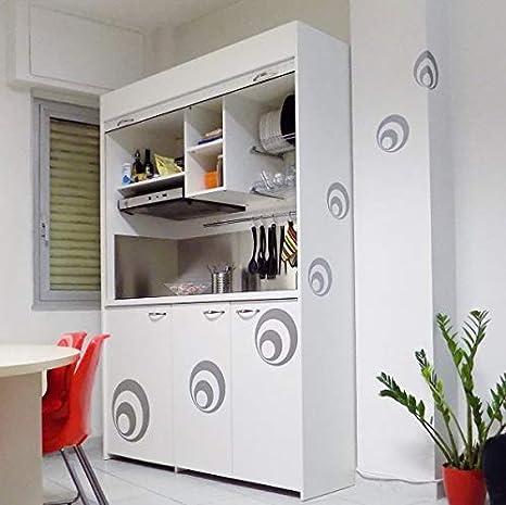 Cucina Completa Di Elettrodomestici.Night Day Cucina Completa Di Elettrodomestici 246cm