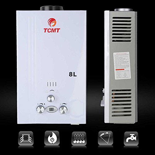Tengchang 8L LPG Propane Gas Boiler Instant Hot Water Hea...