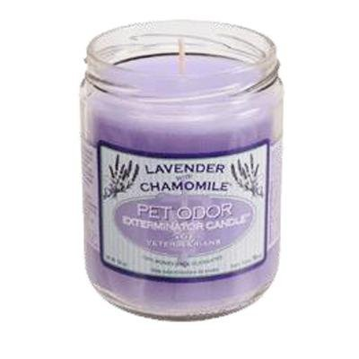 Pet Odor Exterminator Jar Candle - Lavender with Chamomile ()