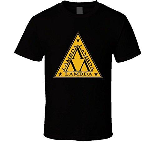 - Tri-lamda Revenge of The Nerds T Shirt XL Black