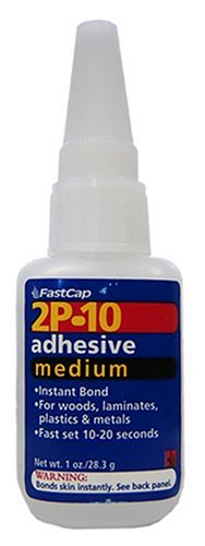 FastCap Medium Adhesive Refill (1 Ounce)