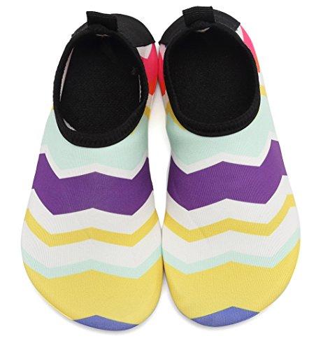 Cior Mannen Vrouwen En Kinderen Water Schoenen Op Blote Voeten Huid Schoenen Antislip Voor Strand Zwembad Surf Zwemmen Oefening Sneaker W. Link1