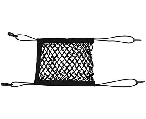 [9 MOON Car Armrests Seats Purse Storage Car Net,Universal Car Seat Storage Mesh/Organizer - Mesh Cargo Net Hook Pouch Holder for Bag Luggage Pets Children Kids Disturb Stopper] (Purses Net)