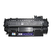 Ink & Toner 4 You ® Compatible High Capacity Black Laser Toner Cartridge for HP CE505X (05X) Works With HP Laserjet P2055d Laserjet P2055dn Laserjet P2055x - 6,500 Page Yield