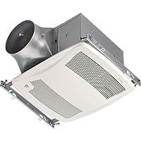 Broan XN110H Ultra Green Single-Speed Humidity Sensing Fan (110 CFM, 0.3 Sones)