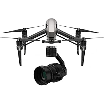 DJI INSPIRE 2 DRONE QUADCOPTER With X5S CAMERA AND GIMBAL