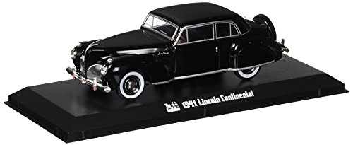Lincoln Vehicles (GreenLight 1:43 Hollywood-the Godfather (1972) -1941 Lincoln Continental Diecast Vehicle)