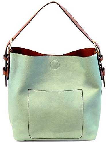 - Joy Susan Classic Hobo Handbag (Mint)